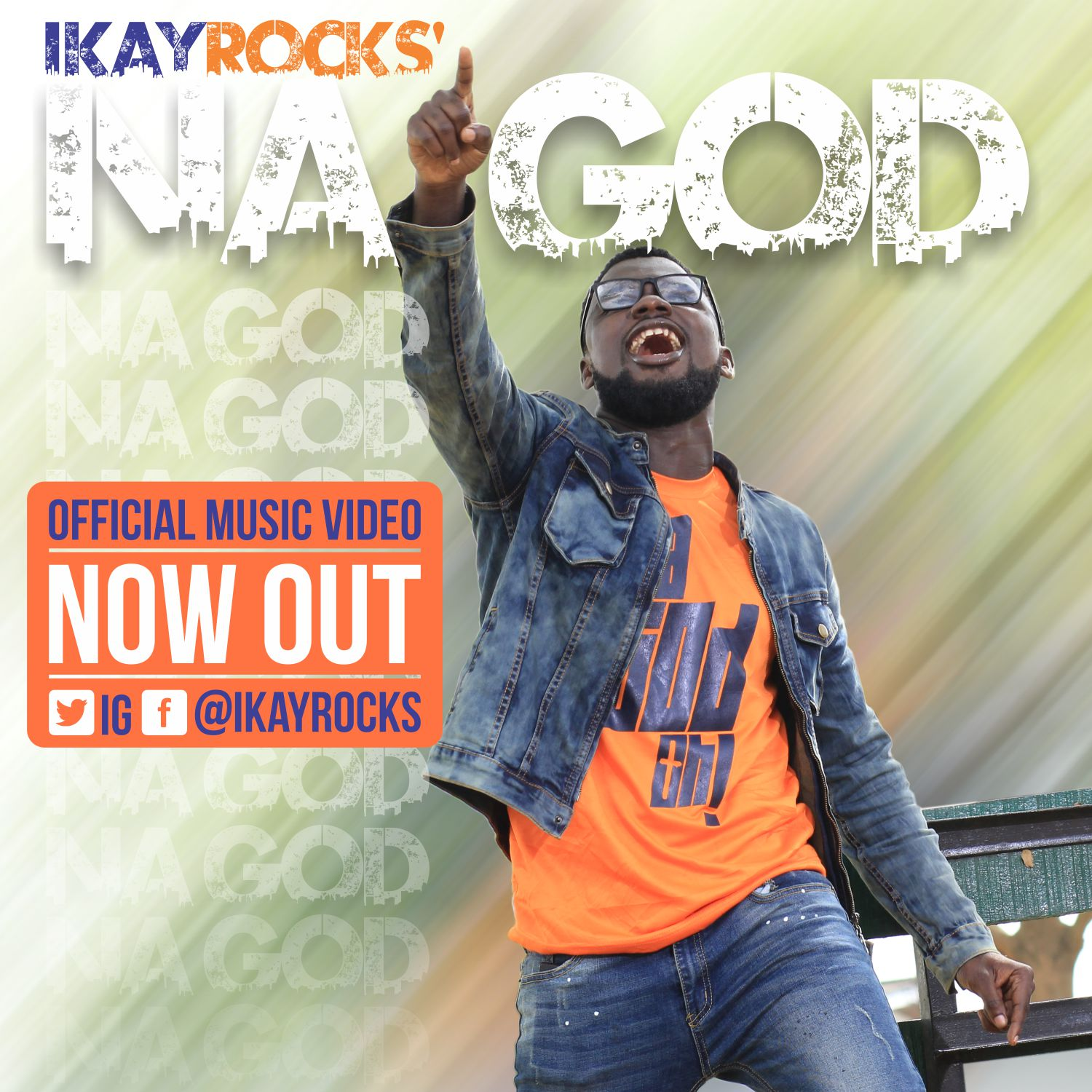Video: Na God ~ Ikay Rocks [@IkayRocks]