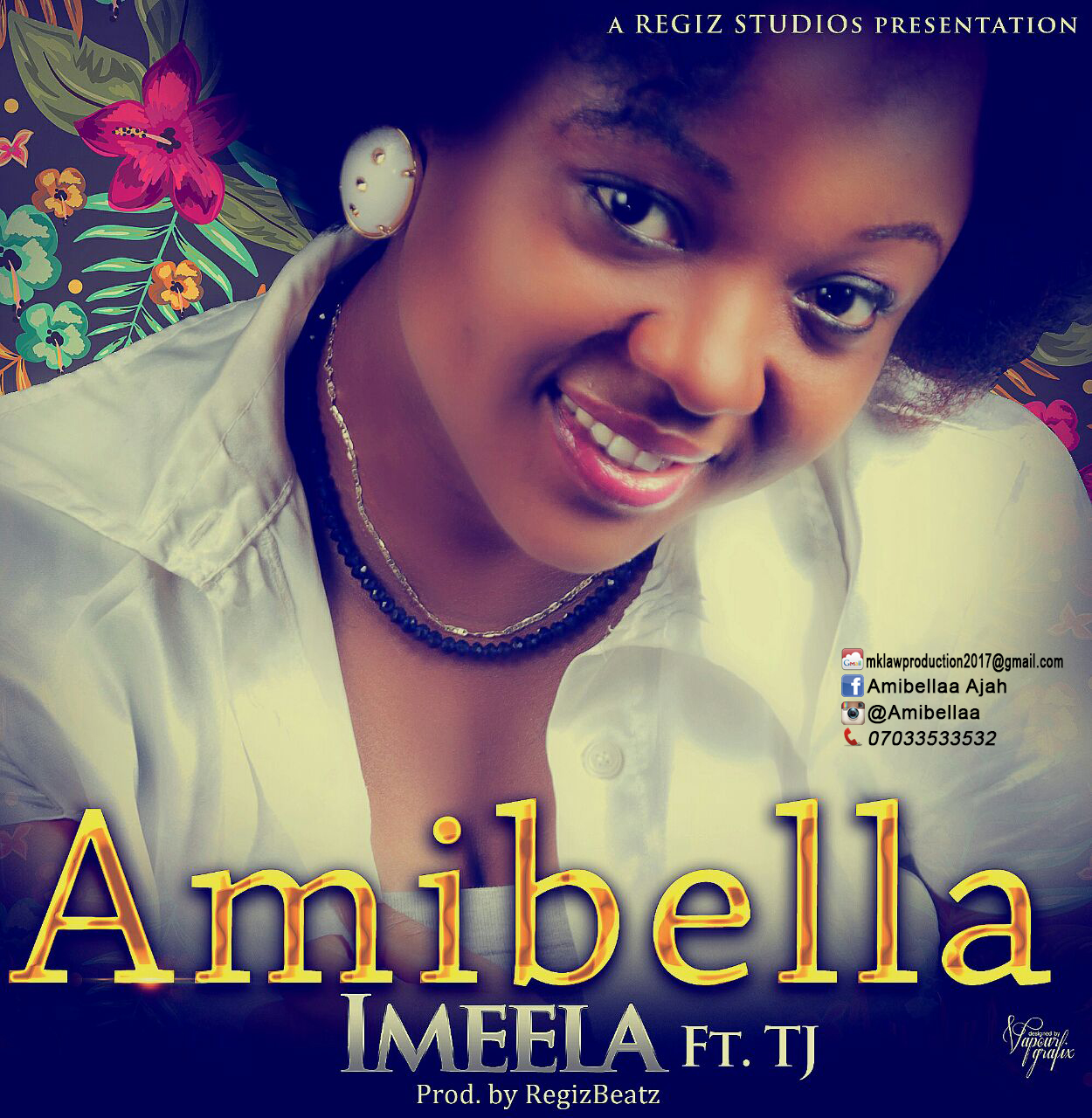 Video: Imela Ft. TJ ~ Amibella [@Amibellaa]