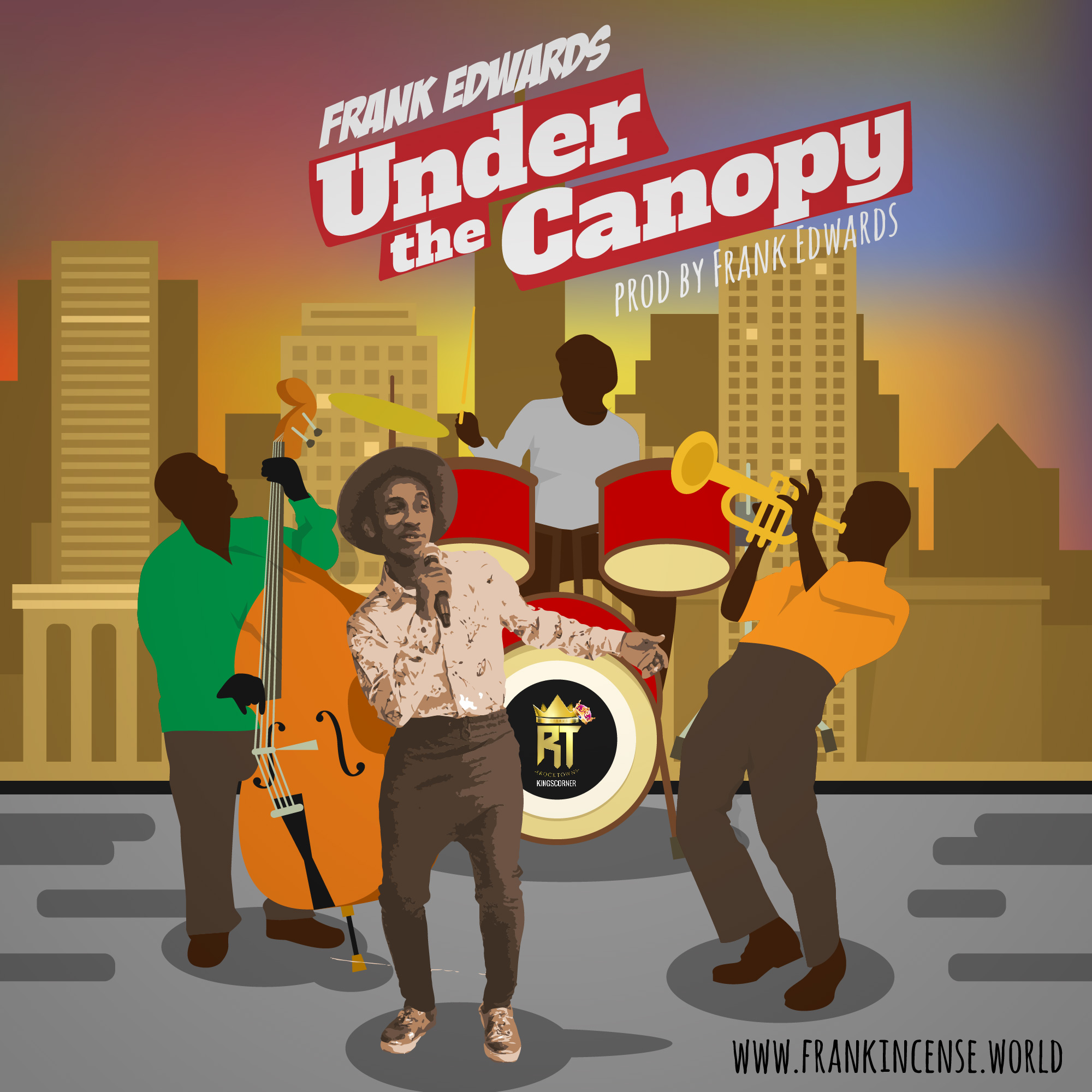 Music: Under The Canopy ~ Frank Edwards [@FrankRichBoy]