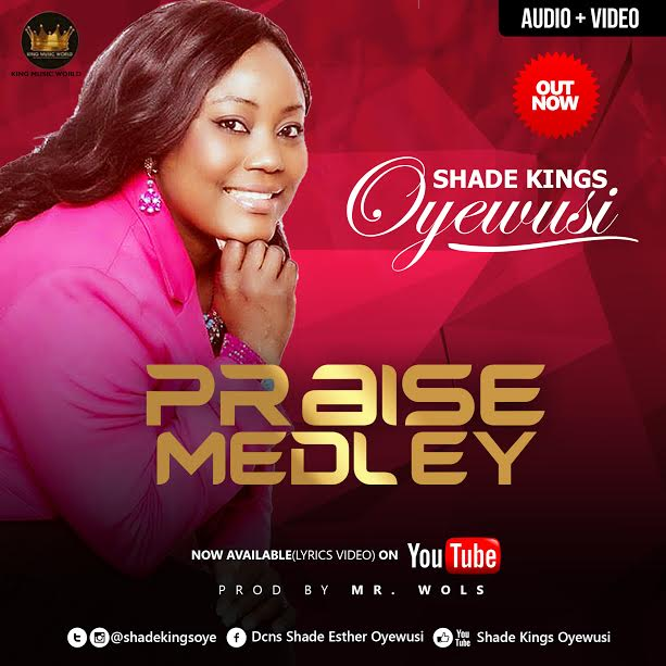 Lyric Video: Shade Kings Oyewusi Releases Lyric Video For