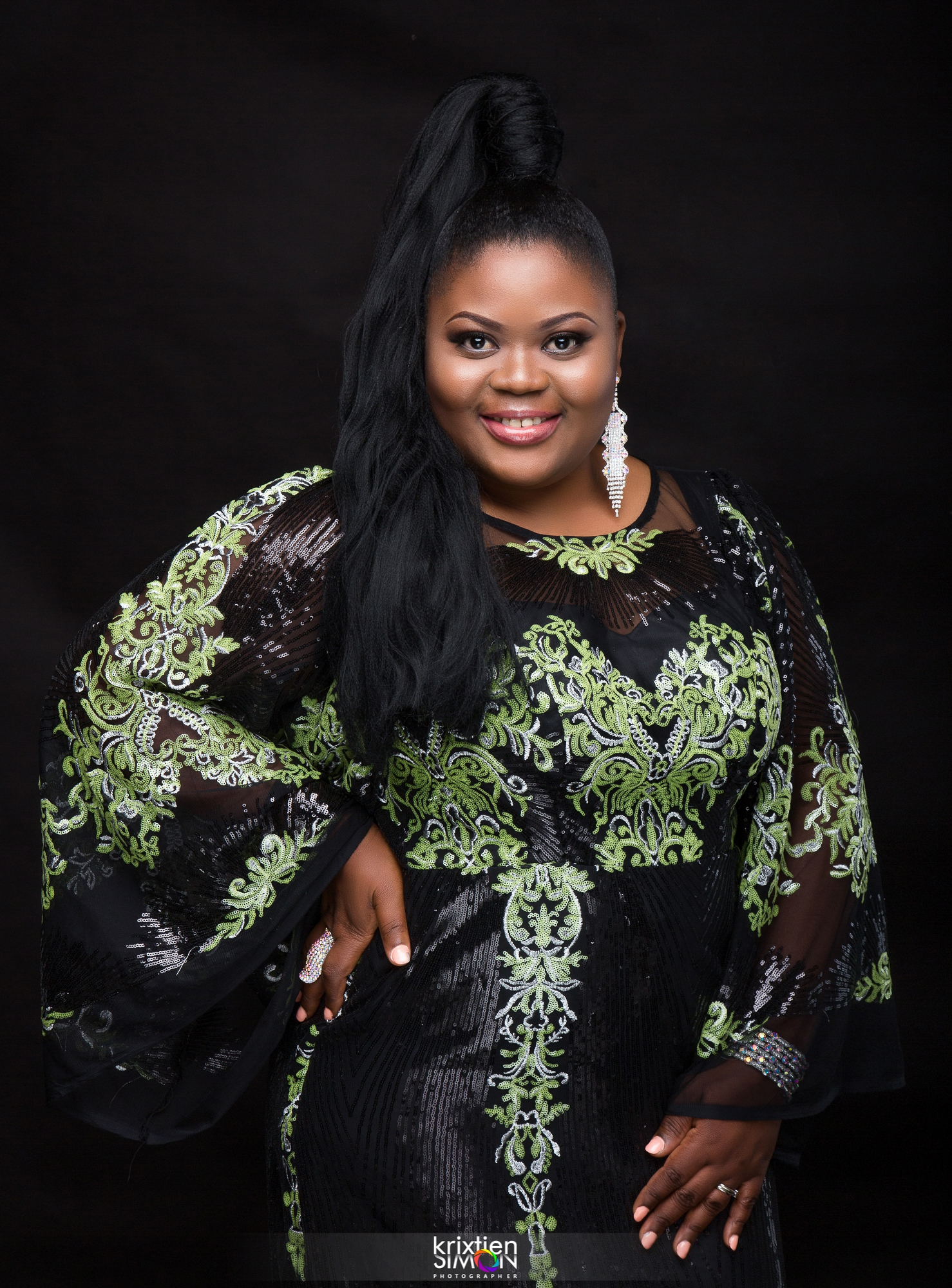 Gospel Recording Artiste, Eunice U. Releases New Promotional Photos [@EuniceUMusic]