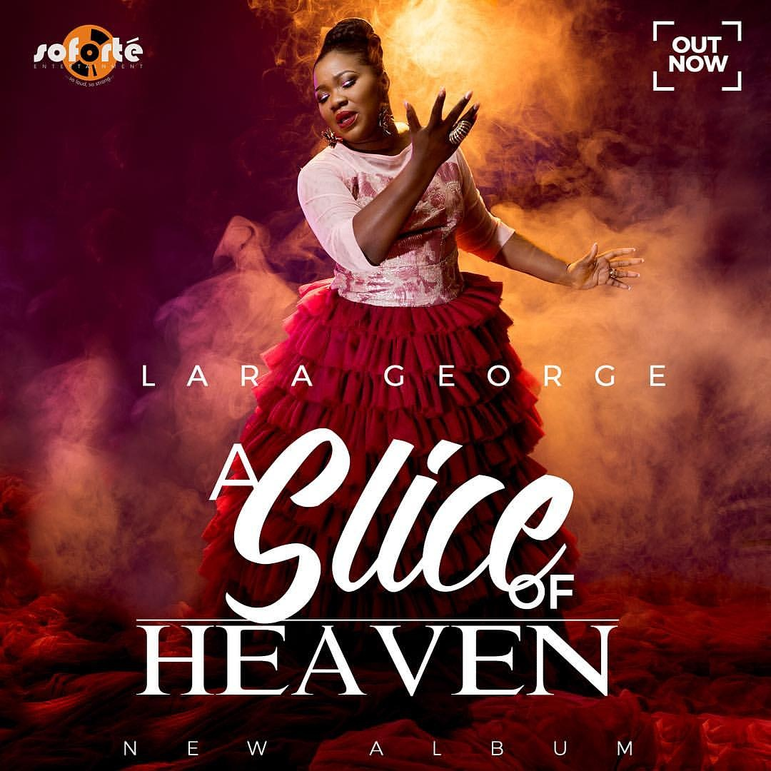 Music: Lara George Unveils New Album 'A Slice of Heaven' [@LaraGeorge]