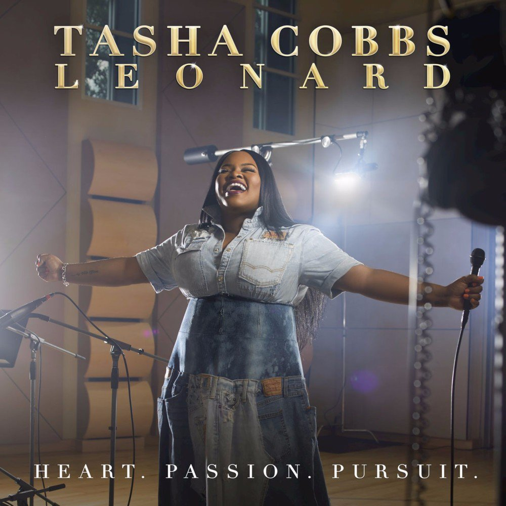 LYRIC VIDEO: The Name Of Our God ~ Tasha Cobbs Leonard