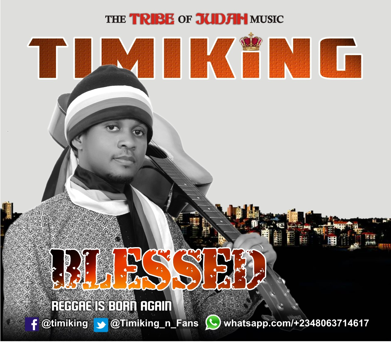 Music: Blessed ~ Timiking [@Timiking_n_Fans]