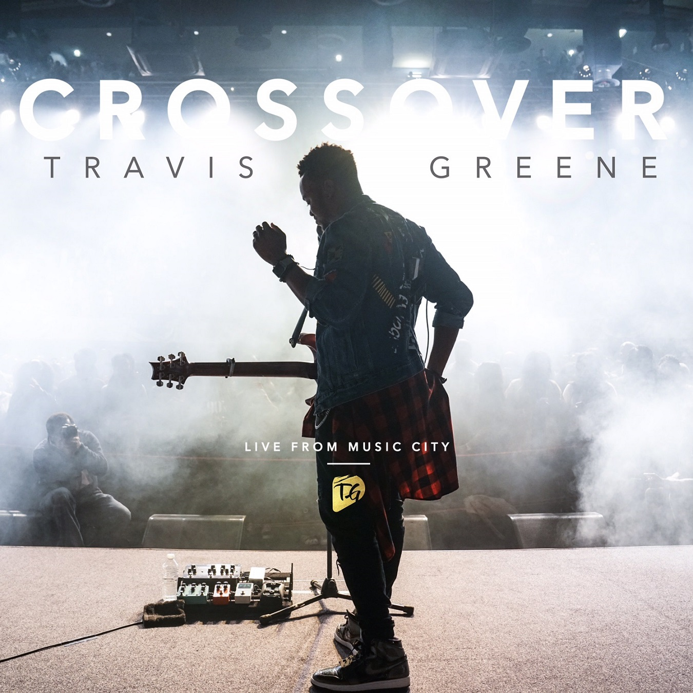 Travis Greene Celebrates #1 Album Debut And Sets Streaming Record For 'Crossover: Live From Music City'