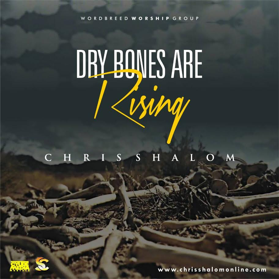 Video: Dry Bones Are Rising ~ Chris Shalom [@shalom_chris]