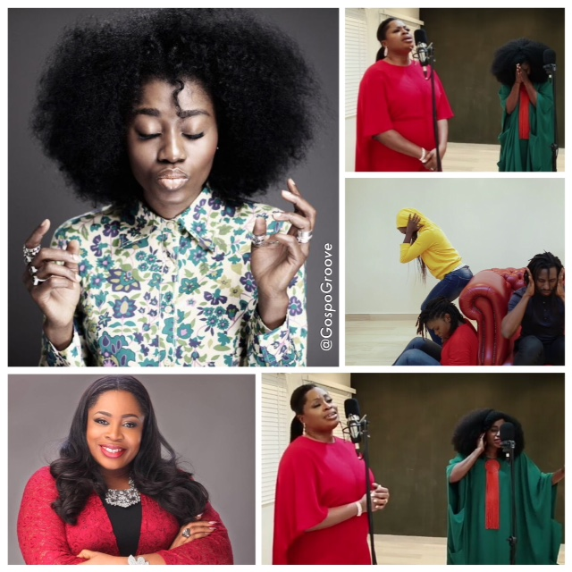 Be Quiet (Audio & Video) ~ TY Bello, Sinach and George Ft. Spirit of David
