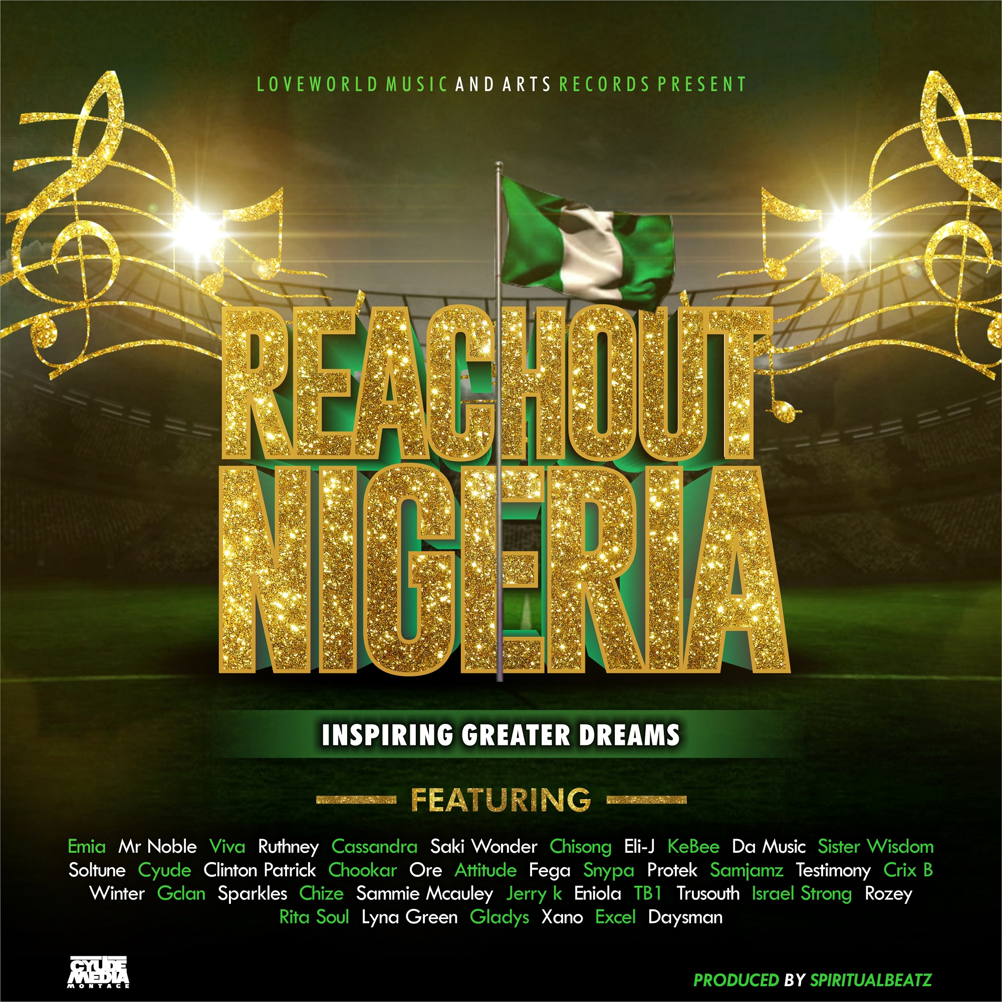 BLW Allstars – Reach Out Nigeria