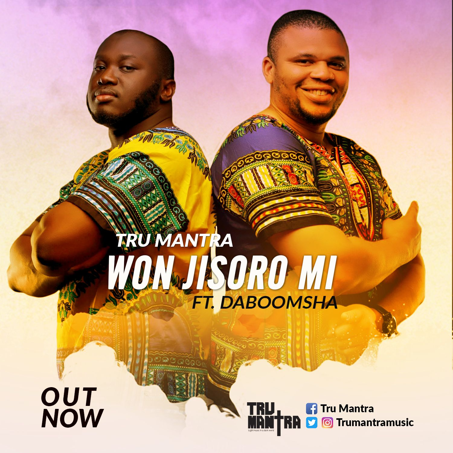 Music: Won Jisoro Mi (Audio & Lyrics Video) ~ Tru Mantra Ft. Daboomsha [@TruMantraMusic @DaBoomsha]