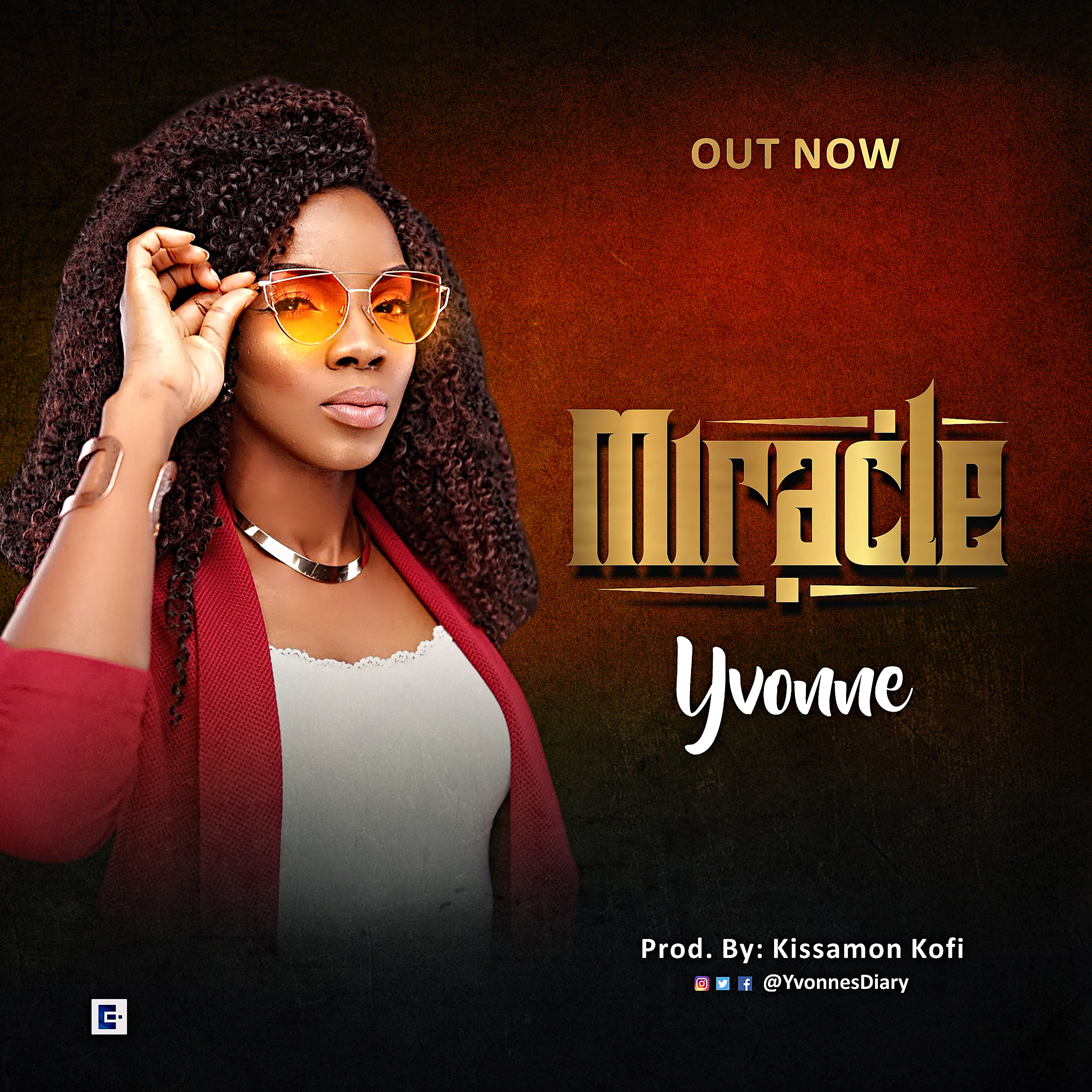 Music: Miracle ~ Yvonne [@YvonnesDiary]