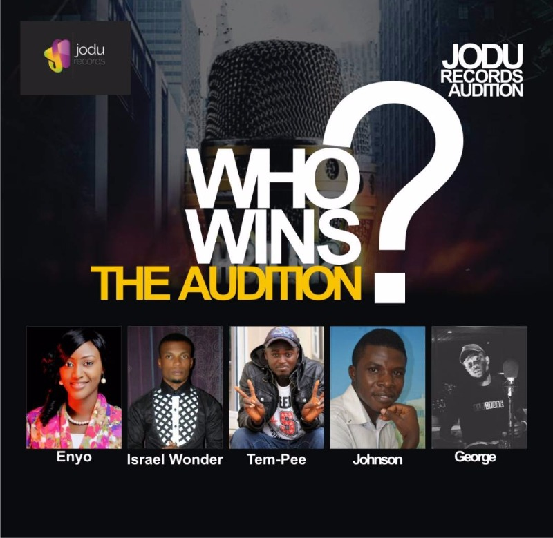 JODU Records To Unveil Signed Artiste(s) on January 1st, 2018 [@jodurecords @jonasdan2]