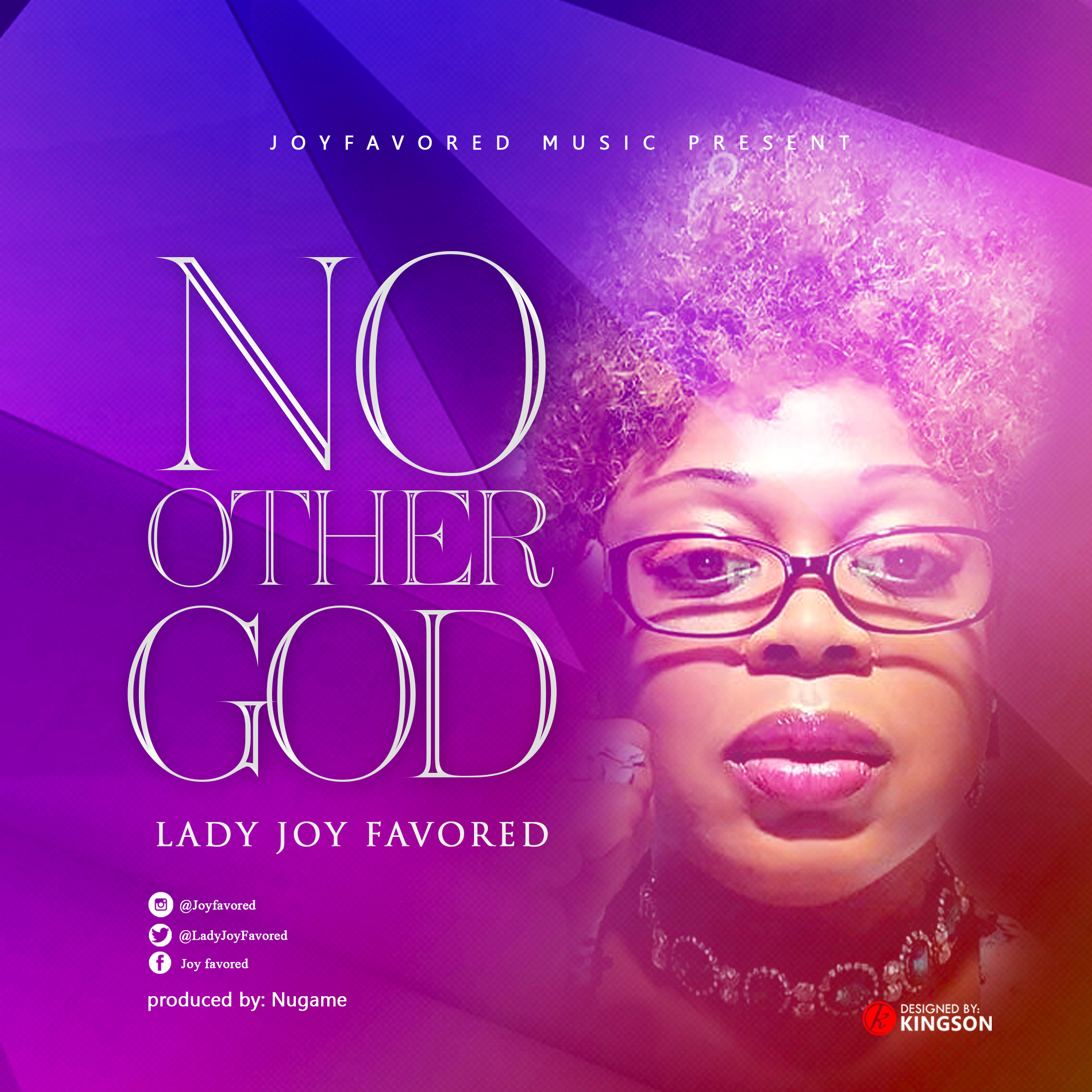 Music: No Other God ~ Joy Favored [@ladyjoyfavored]
