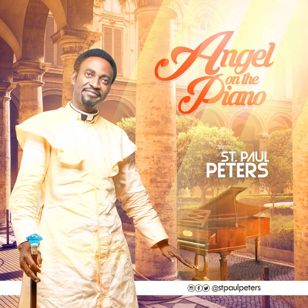 Music: Angel On The Piano ~ St.Paul Peter [@stpaulpeters]