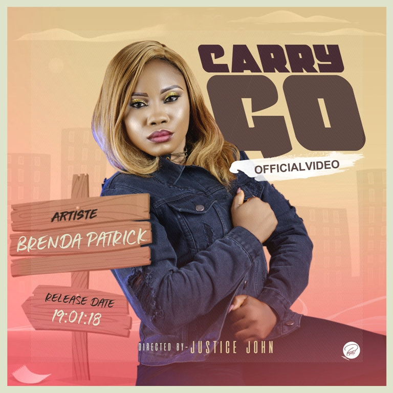 Video: Carry Go ~ Brenda Patrick [@_BrendaPatrick]