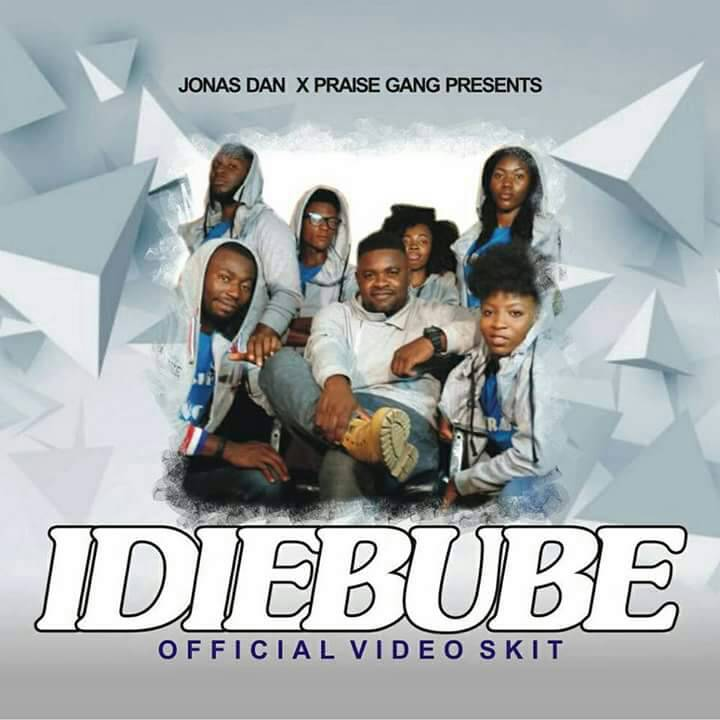Video: Idi Ebube ~ Jonas Dan & The Praise Gang [@jonasdan2]