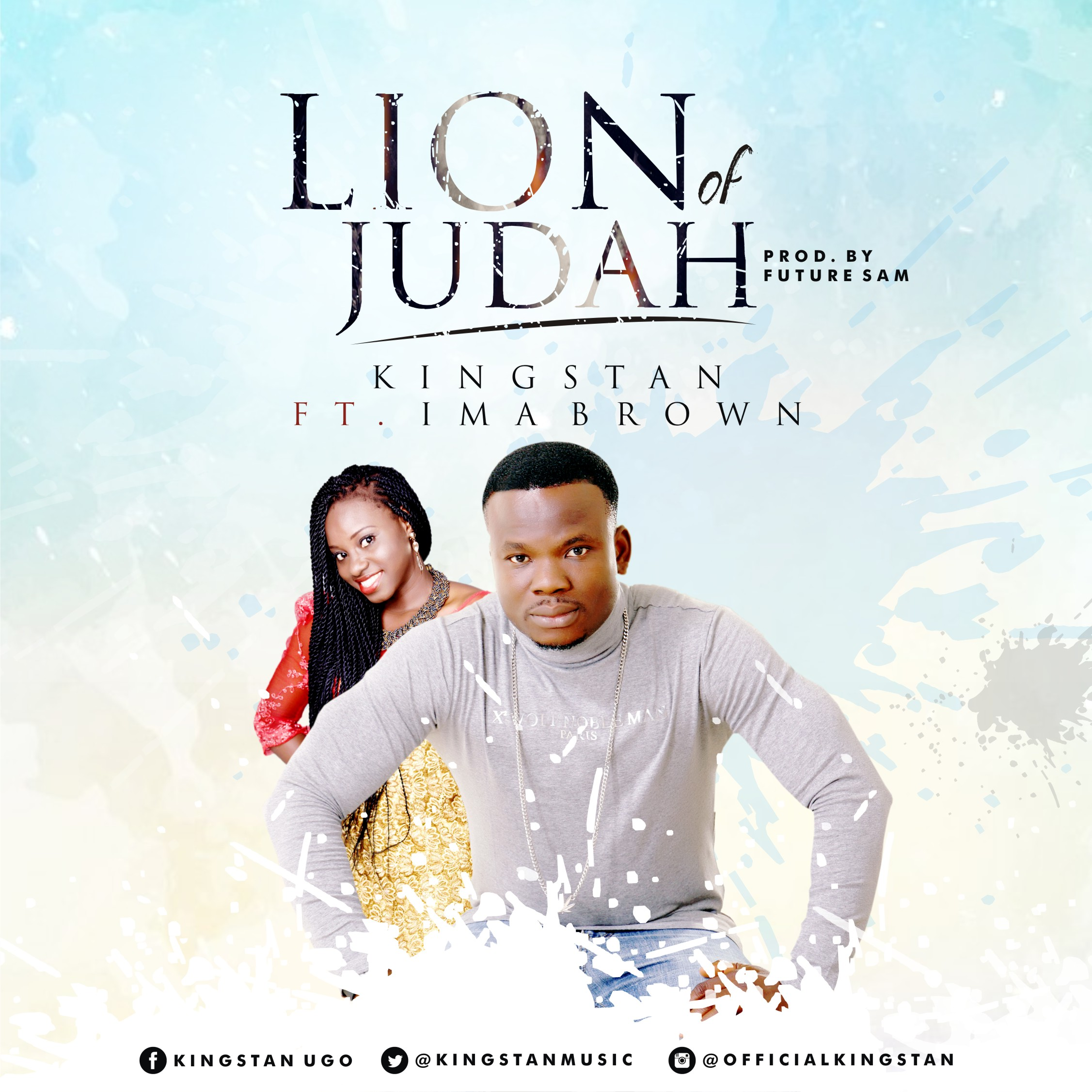Video: Lion Of Judah ~ Kingstan [@wcradioofficial @kingstanmusic]