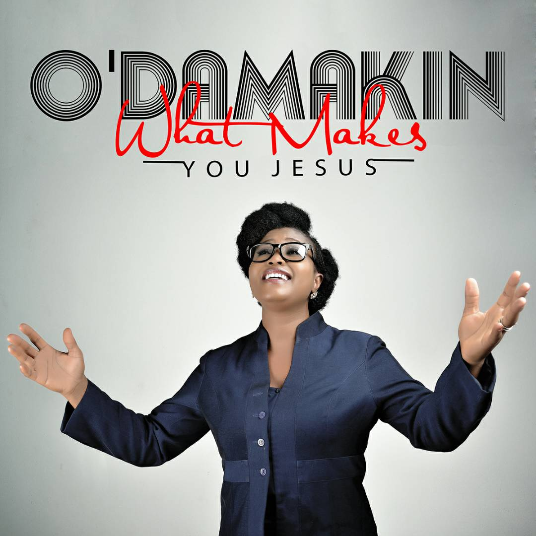 Music: O'Damakin Releases New Single + New Album 'What Makes You Jesus' [@odamakin1]