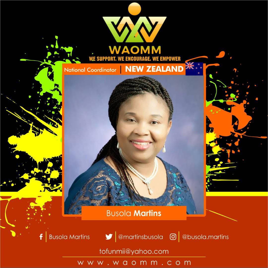 2018 Takes Off With A Bang For WAOMM As They Announce Four New National Coordinators [@waommtv]