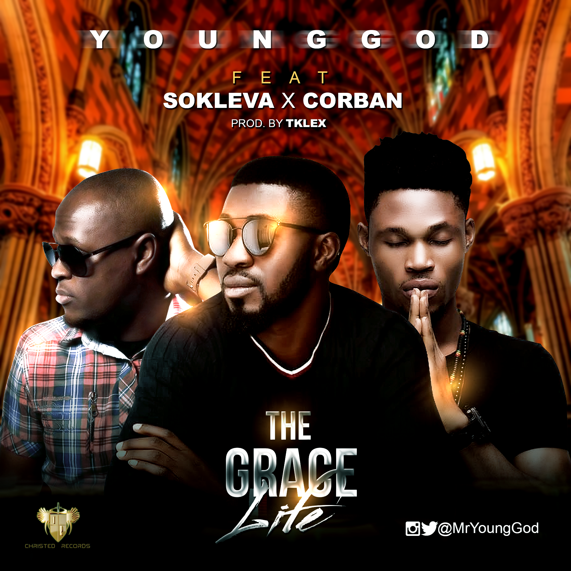Music: The Grace Life ~ YoungGod Ft. Sokleva & Corban [@MrYoungGod]