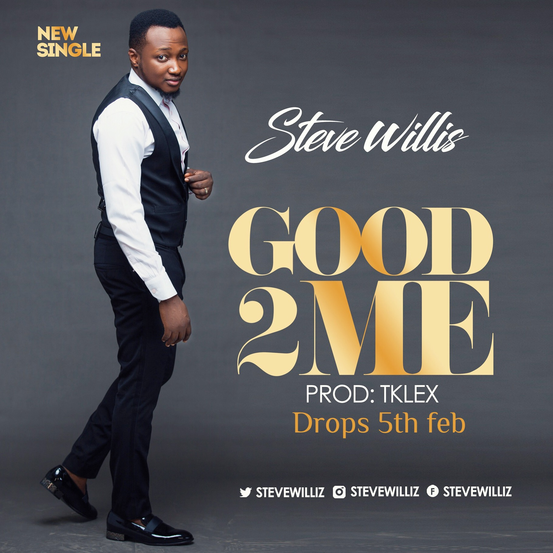 Music: Good To Me ~ Steve Willis [@SteveWilliz]