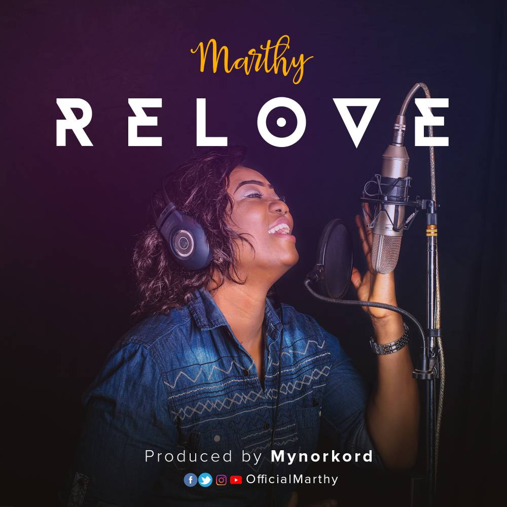 Music: Relove ~ Marthy [@OFFICIALMARTHY]