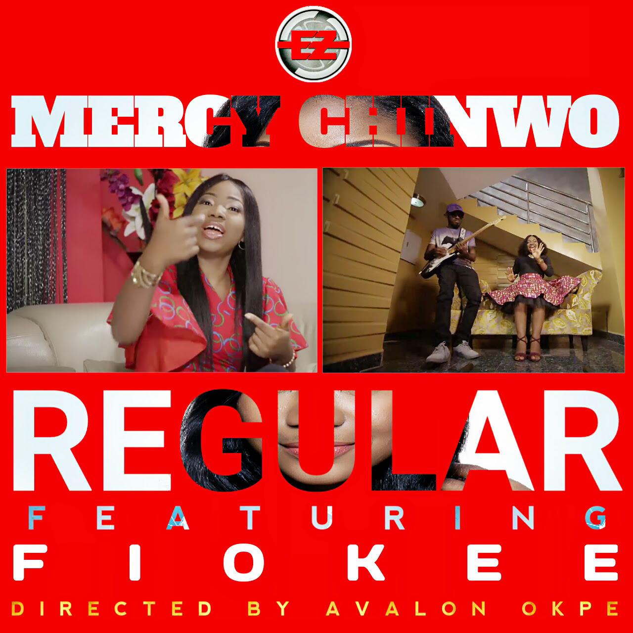 Music: On a Regular ~  Mercy Chinwo [@Mmercychinwo]