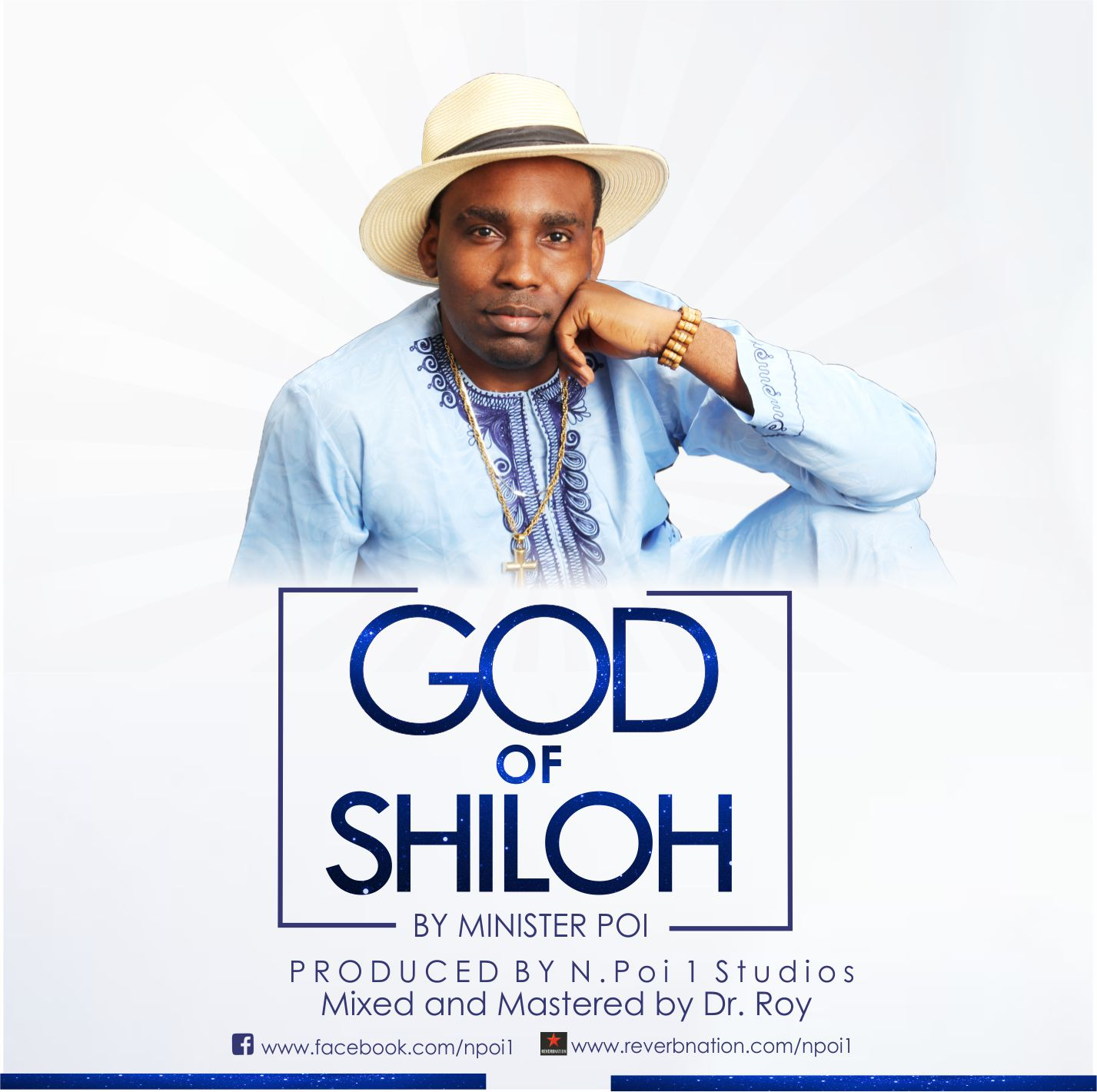 Music: God Of Shiloh ~ Minister Poi [@NPoi1]