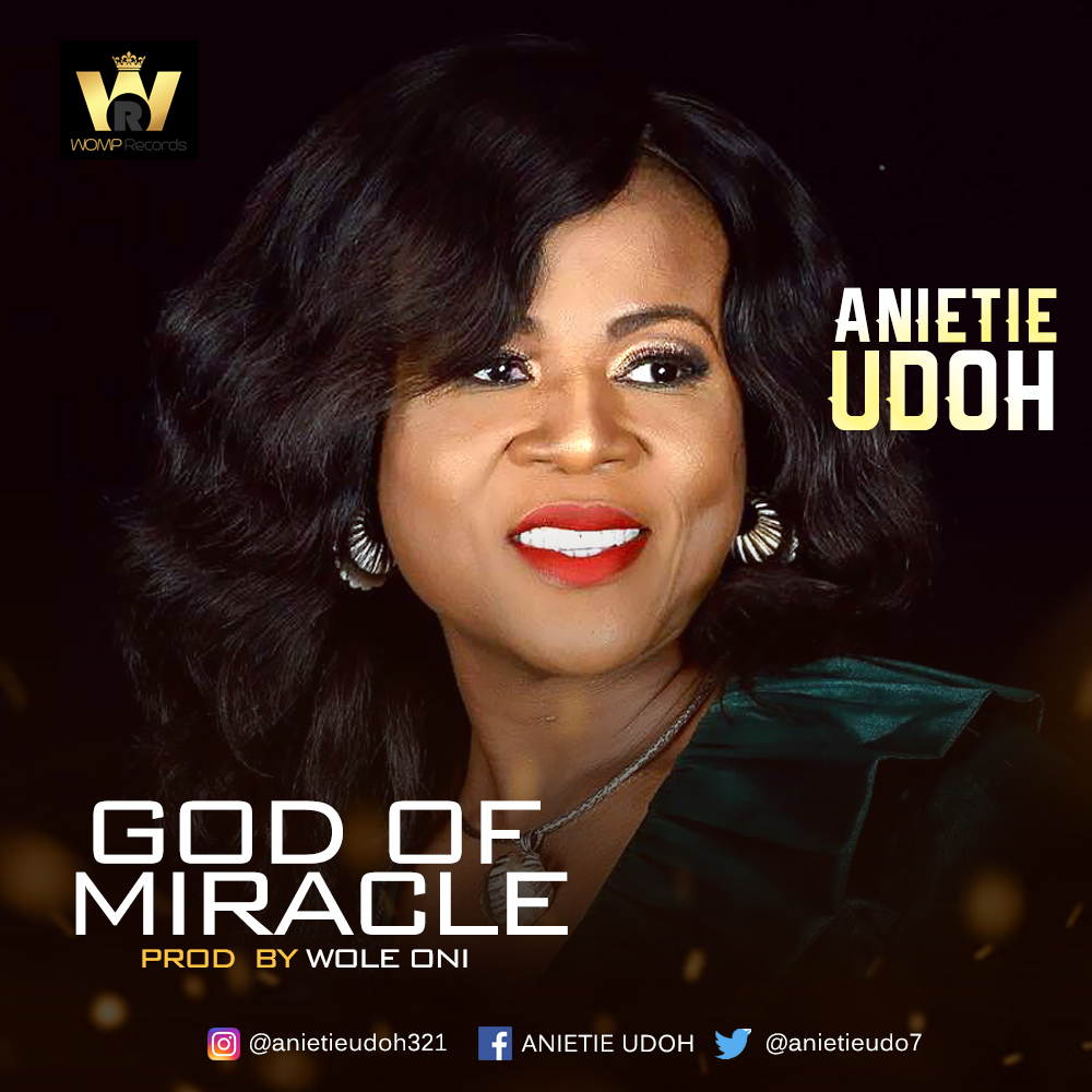 Music: God of Miracle ~ Anietie Udoh [@anietieudo7]