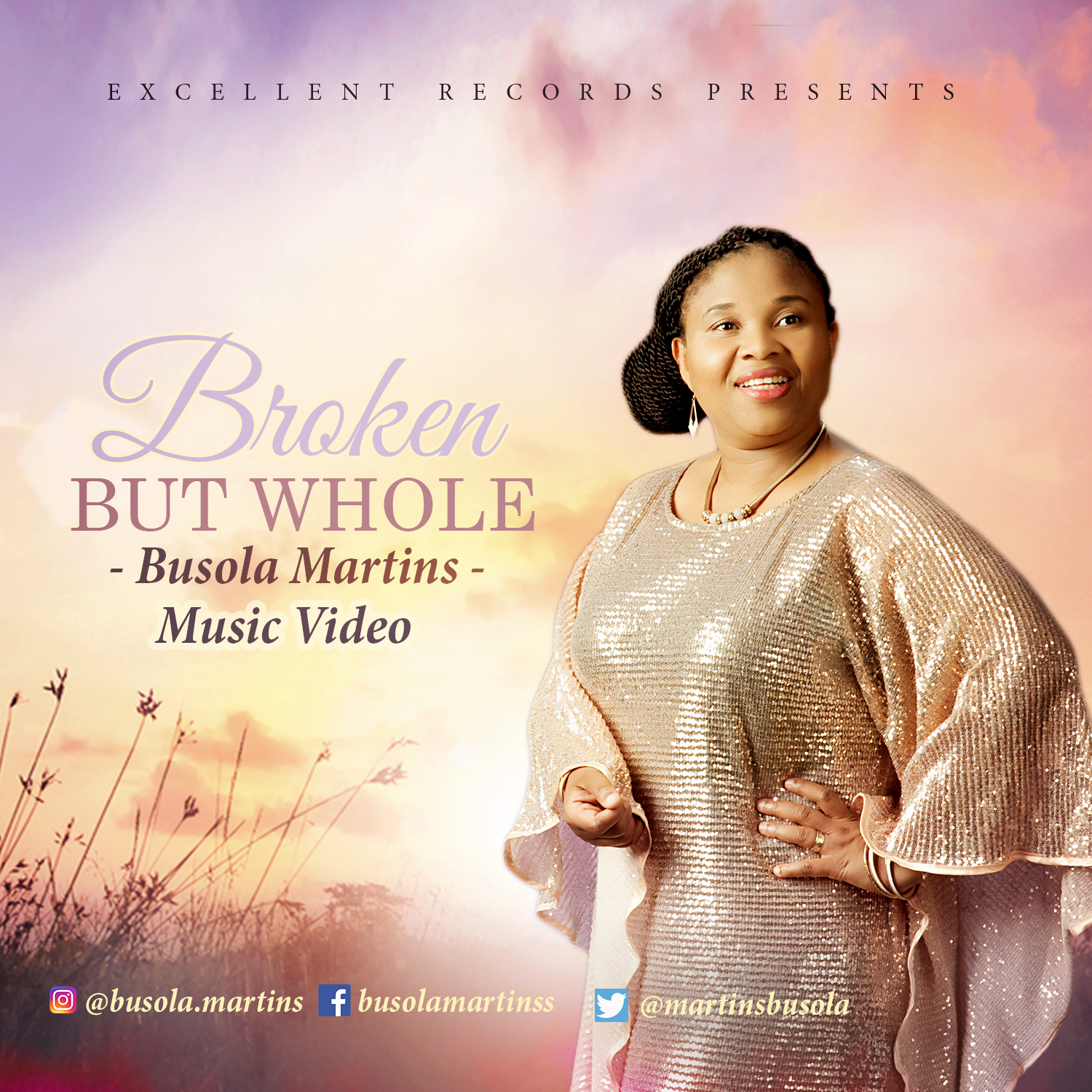 Broken But Whole ~ Busola Martins