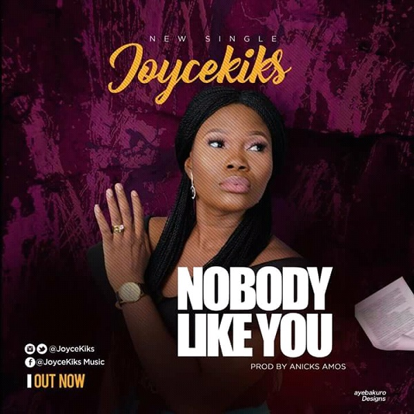 Nobody Like You ~ Joycekiks