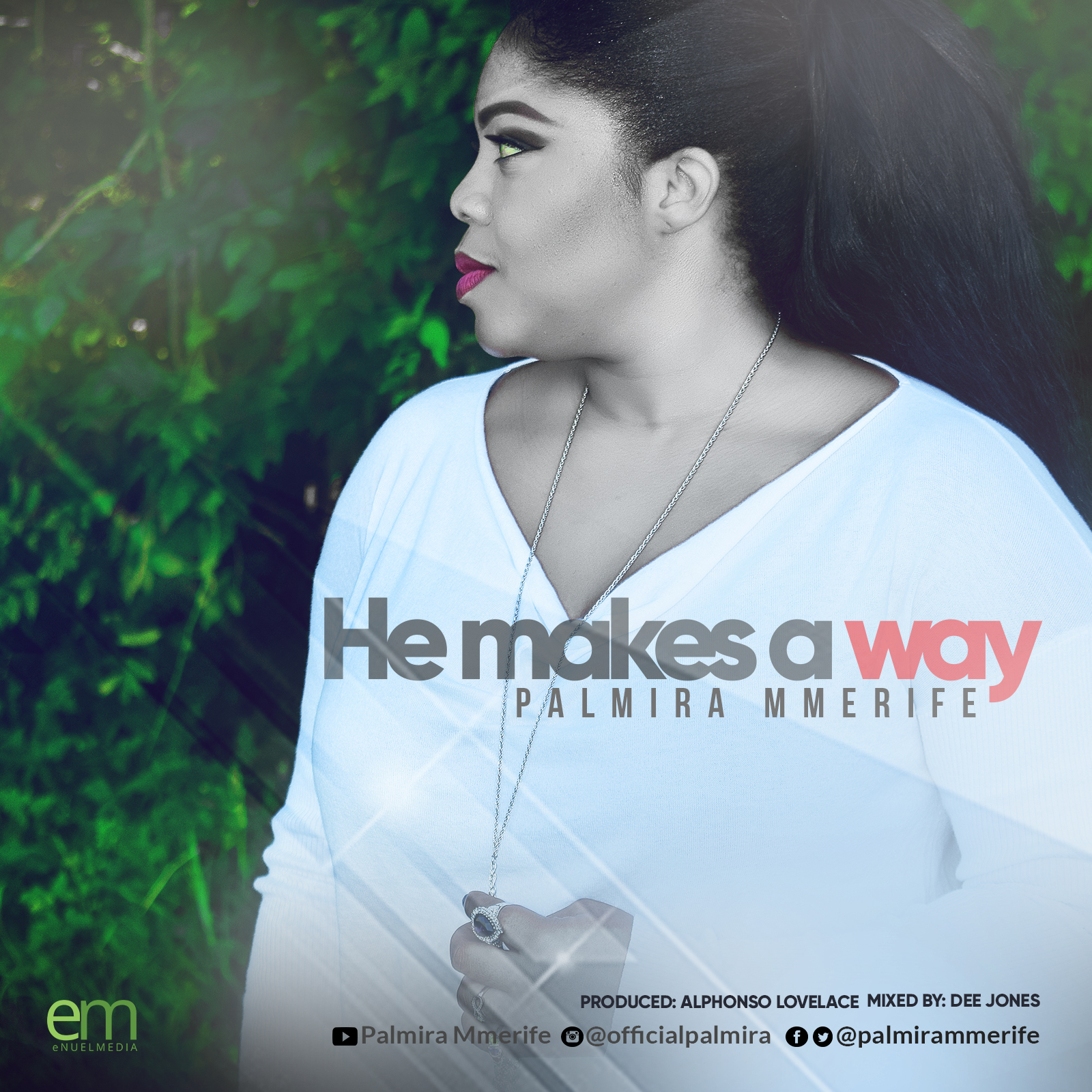 Music: He Makes A Way ~ Palmira Mmerife [@PalmiraMmerife]