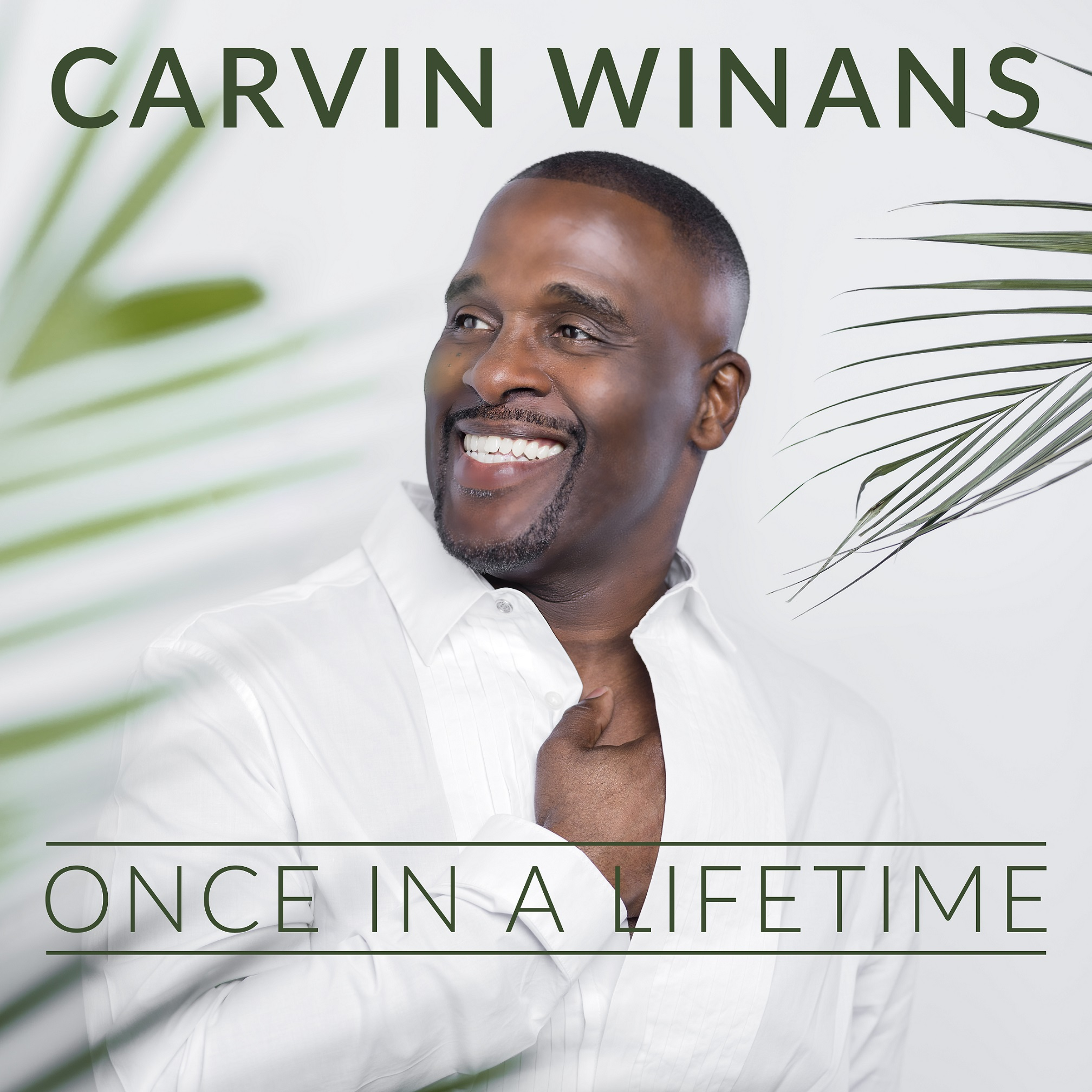 Multi-Grammy Winner Carvin Winans Releases New Single 'Once In A Lifetime'