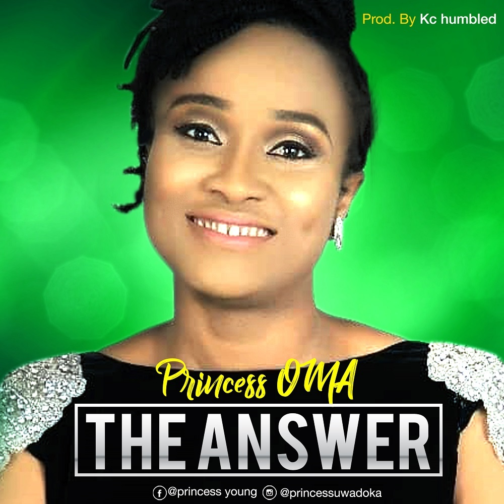 The Answer ~ Princess OMA