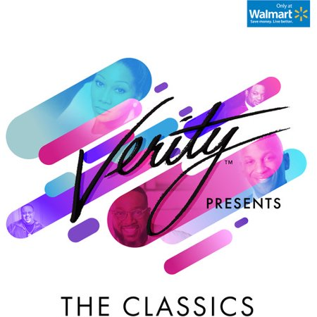 Verity/Yolanda Adams, Fred Hammond, Donnie McClurkin, Marvin Sapp, And More - Verity Present The Classics-Star Studded Exclusive Collection
