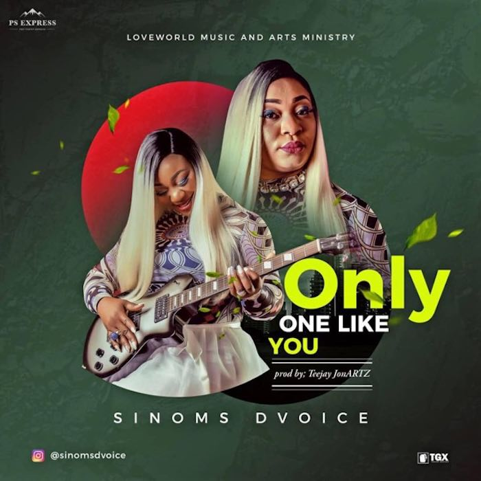 Only One Like You ~ Sinoms Dvoice