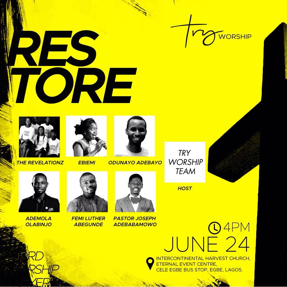 Get RE Energised, Recharged & Reformed At Restore This June