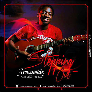PG Sessions: Stepping Out By Eniwumide
