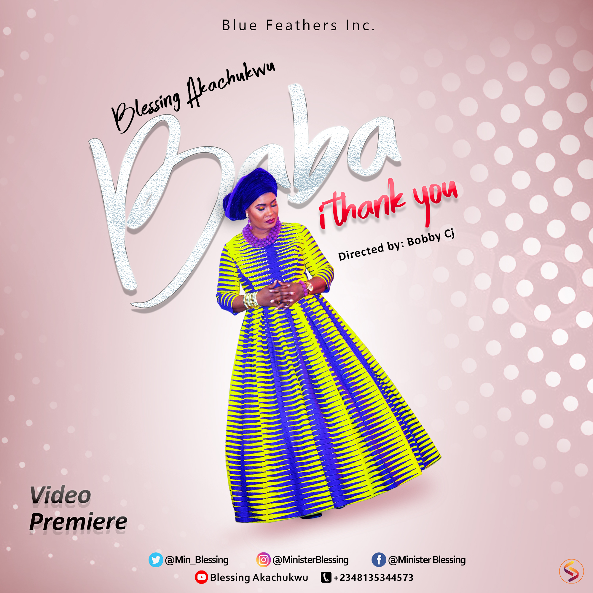 Baba I Thank You ~ Blessing Akachukwu