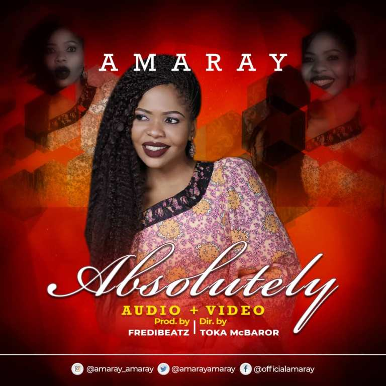 Video: Absolutely ~ Amaray