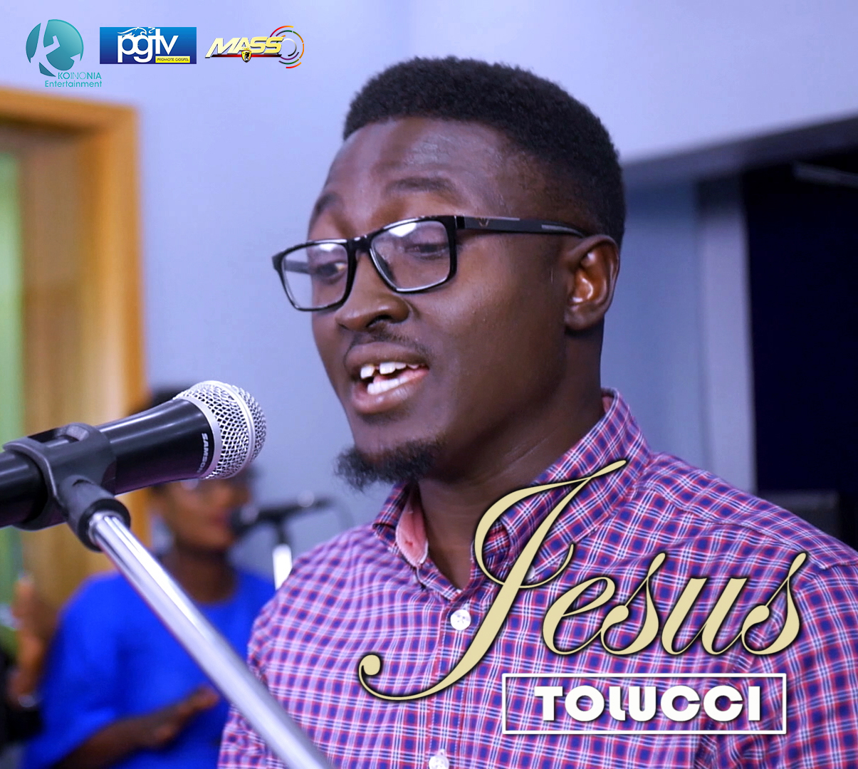 Music: Jesus (Audio & Video) ~ Tolucci [@Tolucci]
